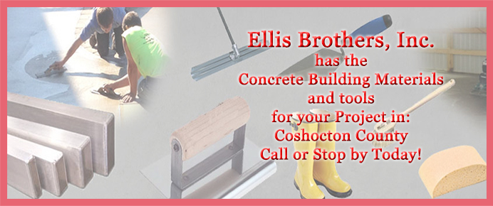 Brothers Building Materials Concrete Building Materials